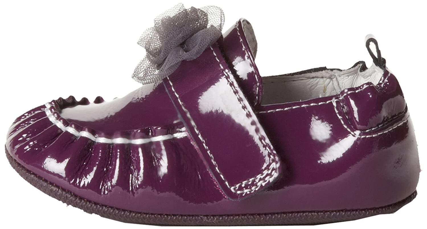 Robeez Girl's Fancy Pants Flats Shoes,Purple,3M: Amazon.ca: Shoes & Handbags
