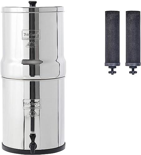 Big Berkey Gravity-Fed Water Filter