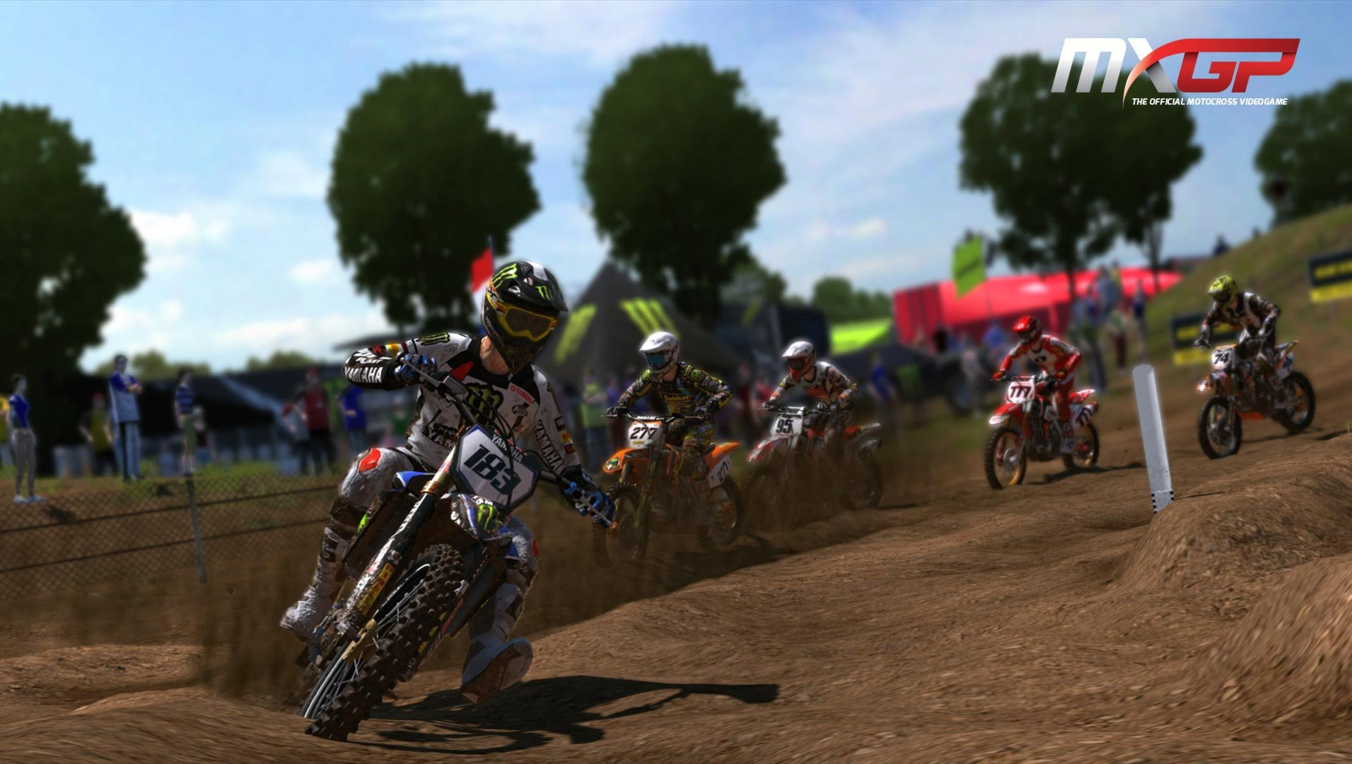 MXGP 14: The Official Motocross Videogame by Bandai (Image #35)