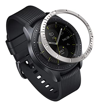 Ringke Bezel Styling para Galaxy Watch 42mm / Gear Sport, Bisel ...