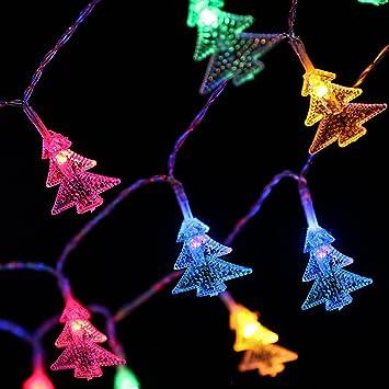 MoKo Petites Ampoules LED Guirlande Lumineuse 10m 100 Petites