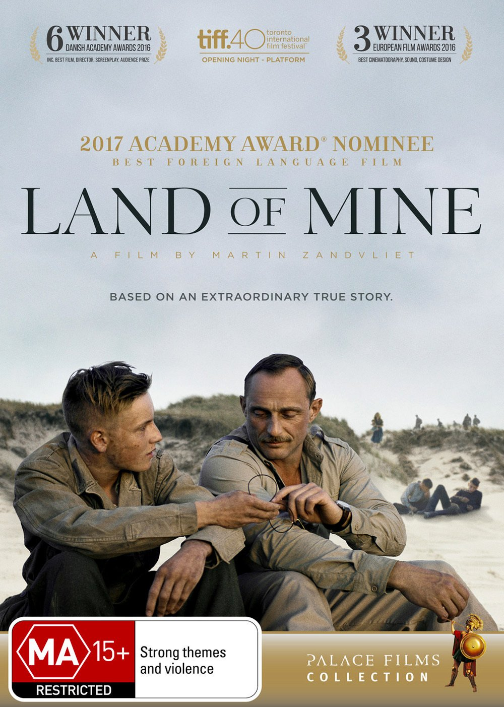 Amazon.com: Land of Mine | Danish / Subtitled / Oscar Nominated ...