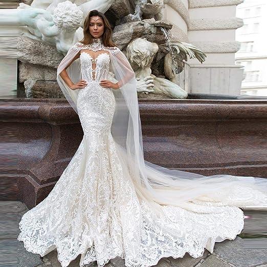 Vestido de novia Botón vestido de novia de la boda de las damas ...