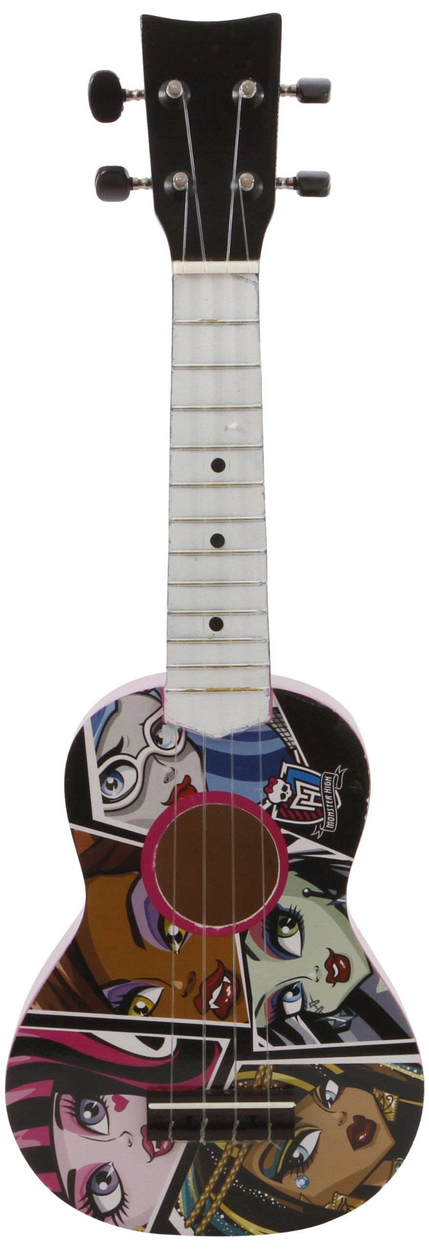 Monster High 21-Inch Acoustic Guitar - Styles May Vary (86048)