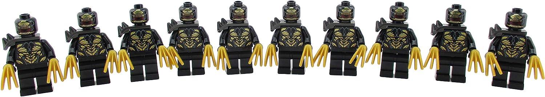 LEGO Avengers Endgame Lot of 10 Outrider Minifigures 76124 Mini Fig