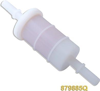 In Line Fuel Filter Quicksilver 35-816296Q03