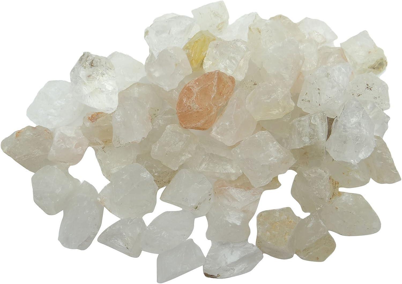 Harmonize Cuarzo Piedra en Bruto Tumbled Natural al por Mayor a Granel curativo de Piedra tamaños Surtidos