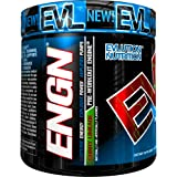 Evlution Nutrition ENGN Pre-workout, Pikatropin-Free, Cherry Limeade, 30 Servings, Intense Pre-Workout Powder for Increased Energy, Power, and Focus