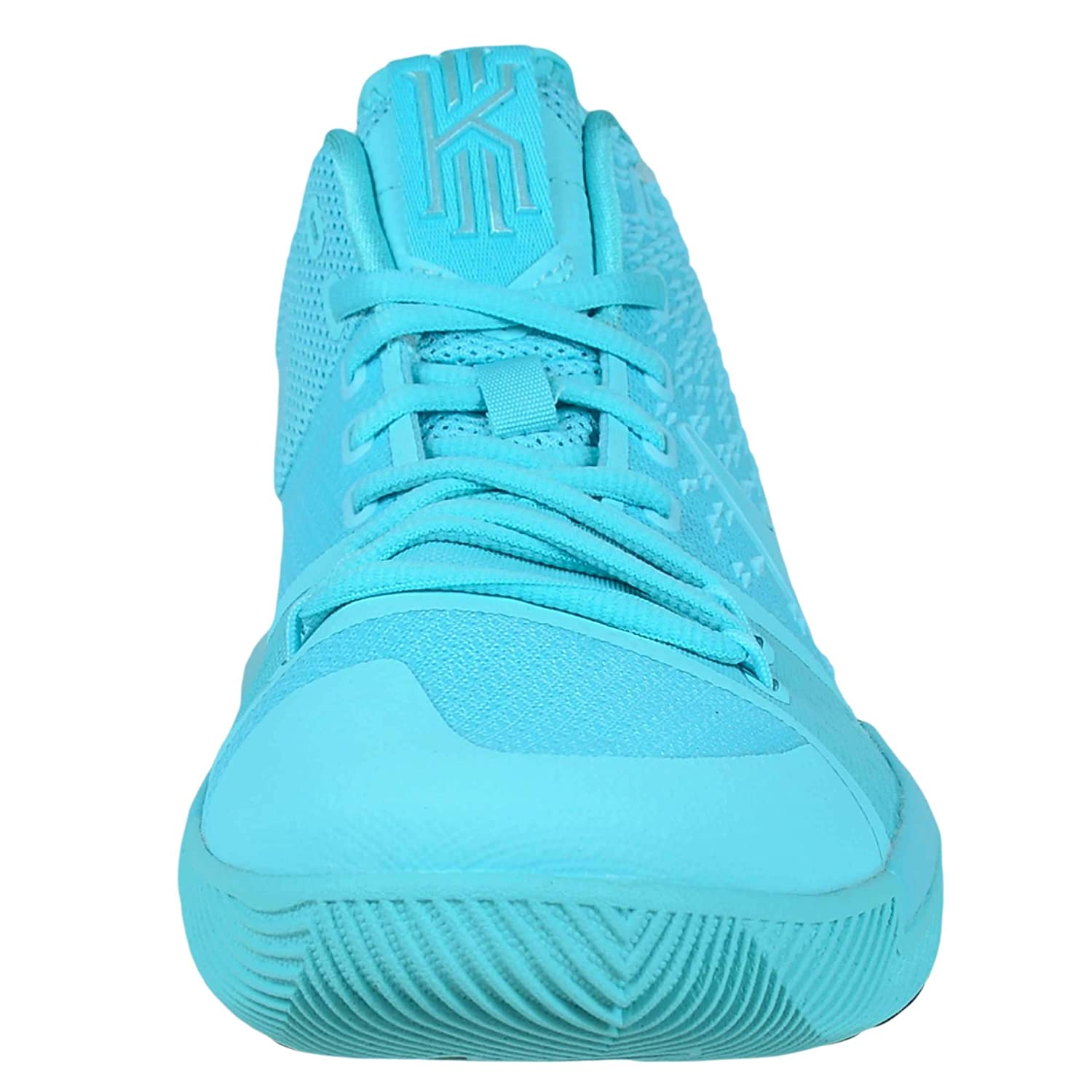 differently 93ac9 4ceb1 Nike Kyrie 3 Men s Basketball Shoes Aqua Aqua-Black 852395-401 (10.5 D(M)  US)  Buy Online at Low Prices in India - Amazon.in