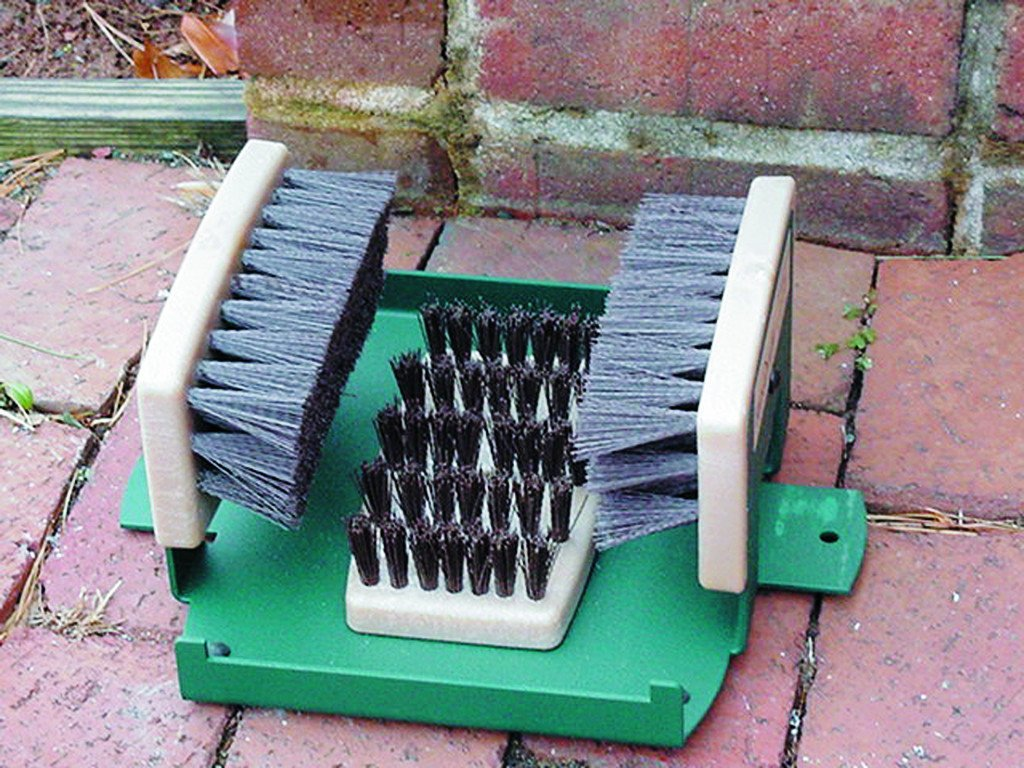 Tennis Court Accessories - Shoe brush Cleaner