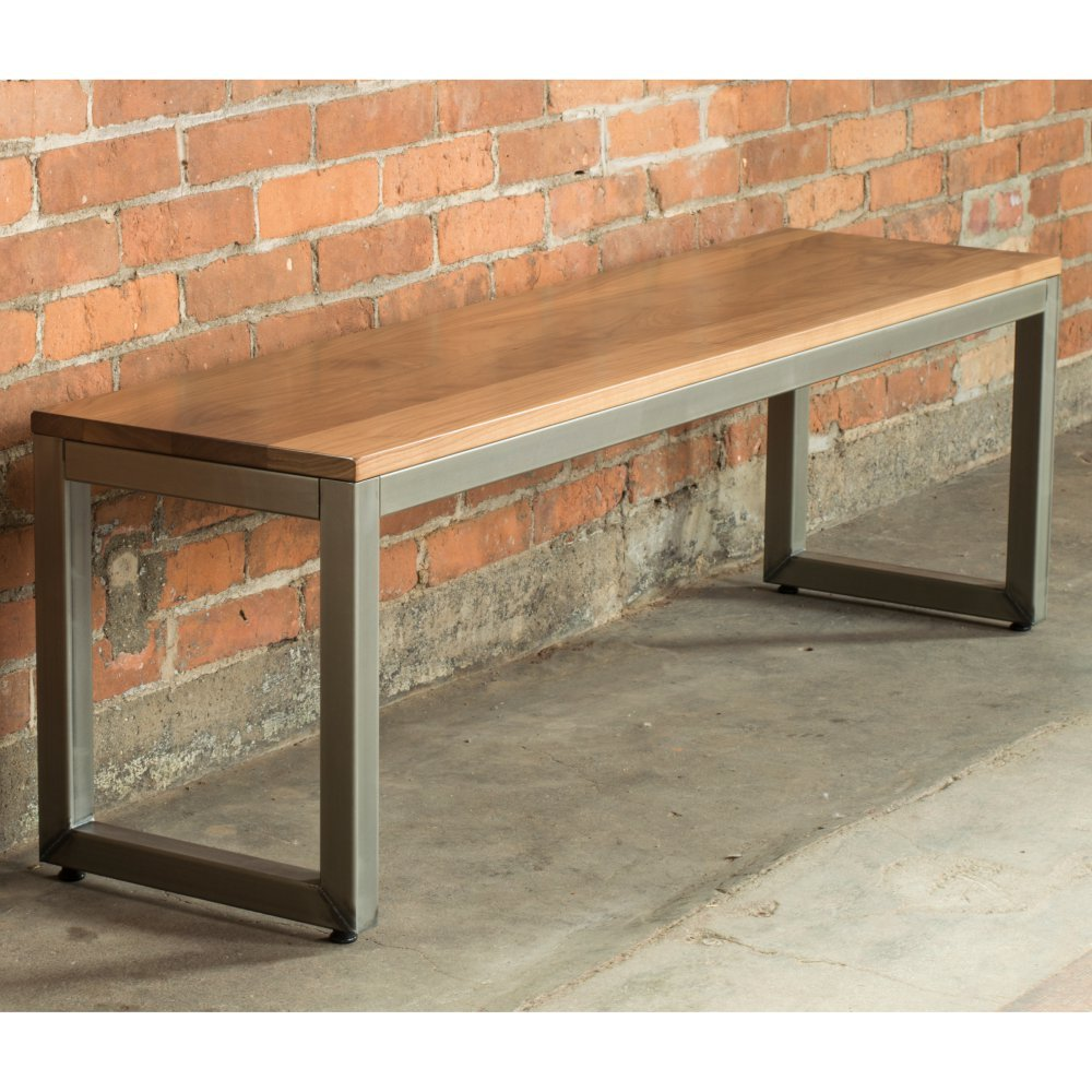 Élan furniture LB1BCX-145417SMAB Loft Dining Bench