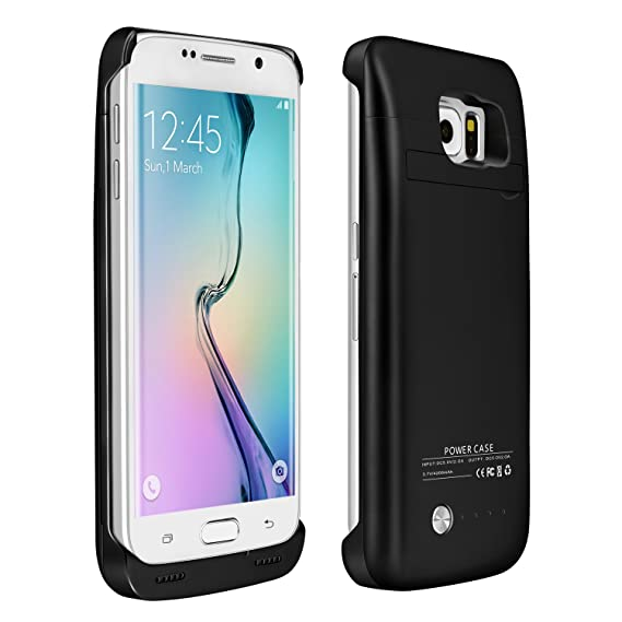 samsung s6 edge case charger
