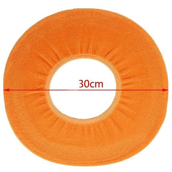 Funda de asiento para el WC de Eyourgift, cálida y cómoda: Amazon.es: Hogar