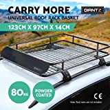 Giantz Car Roof Rack Universal Basket Cage for Canopy SUV 4WD