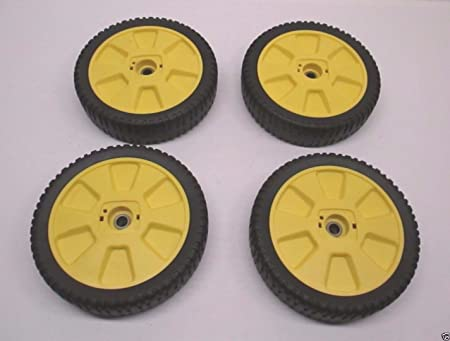 Amazon.com: Oregon 72 – 115 – Pack de 4 ruedas para John ...