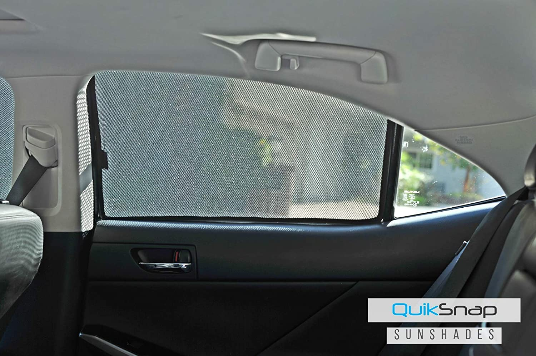 Powerty Magnet Window Shade Custom Side Window Sunshades UV Rays Protection for Toyota 2019 2020 RAV4 6PCS