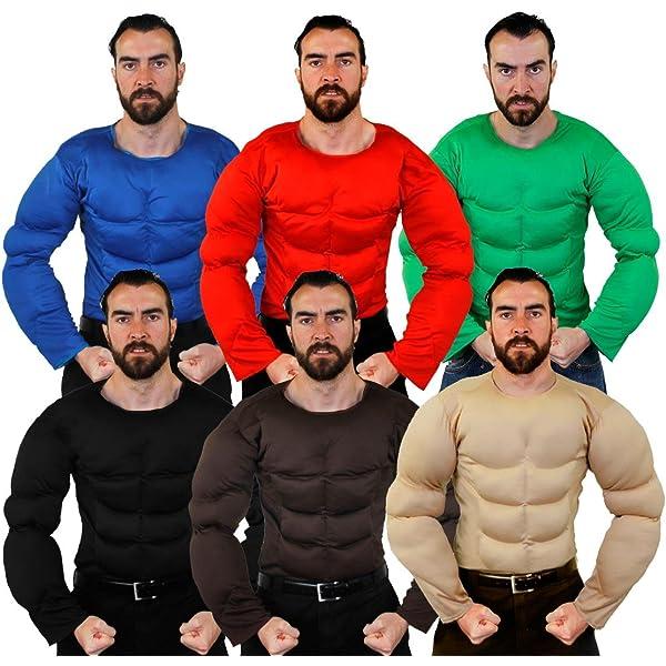 Adulto Músculos Pectorales - Perfecto Accesorio Traje Halloween o ...