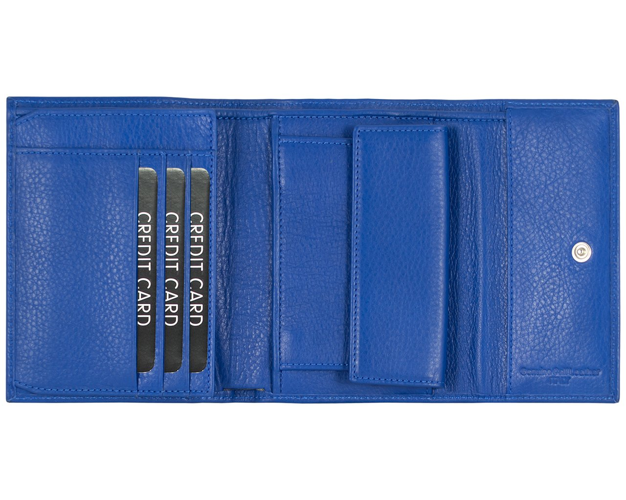 Giulio Barca Cartera, azul (bluette) (Azul) - 939-PALMA ...