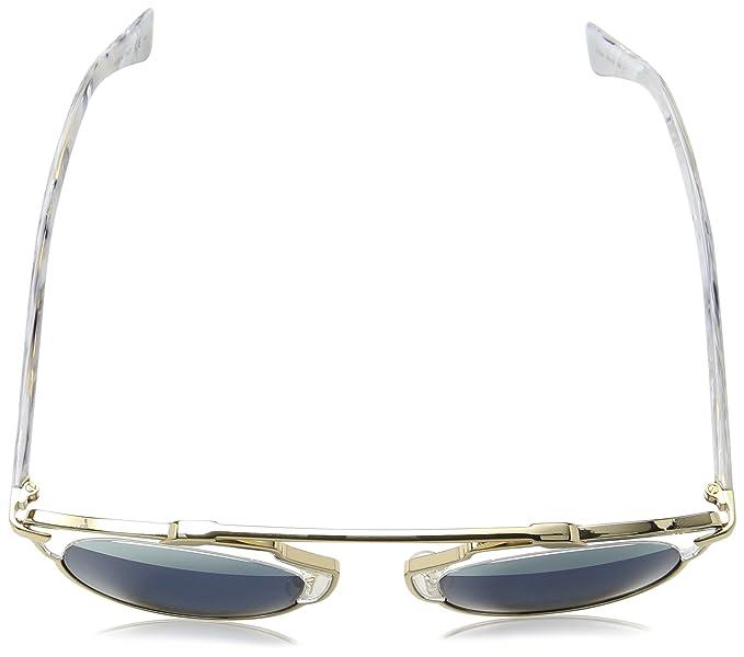 8841e719ca Christian Dior DIORSOREAL 90 1TL, Gafas de sol para Mujer, Dorado (Gold  White Marble/Blwht Cn Coral) 48: Amazon.es: Ropa y accesorios