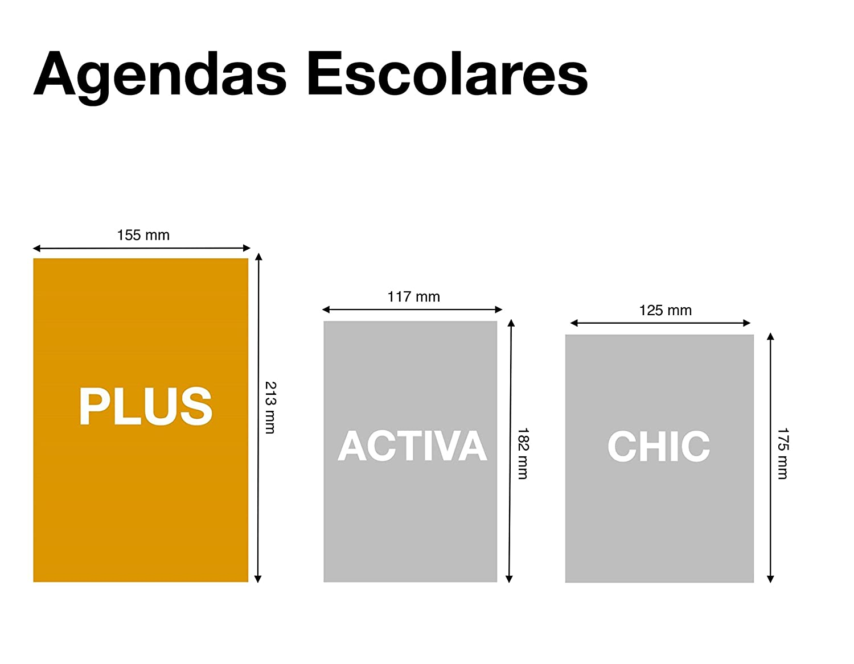 Agatha Ruiz de la Prada 270057 - Agenda escolar 18/19 ...