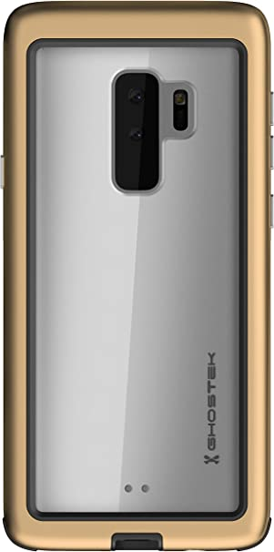 Ghostek Atomic Slim Series | Samsung Galaxy S9 Plus: Amazon.es ...