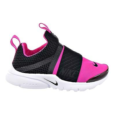 e85aebf898 Nike Presto Extreme (PS) Little Kids Shoes Black/Pink/PrimeWhite 870024-