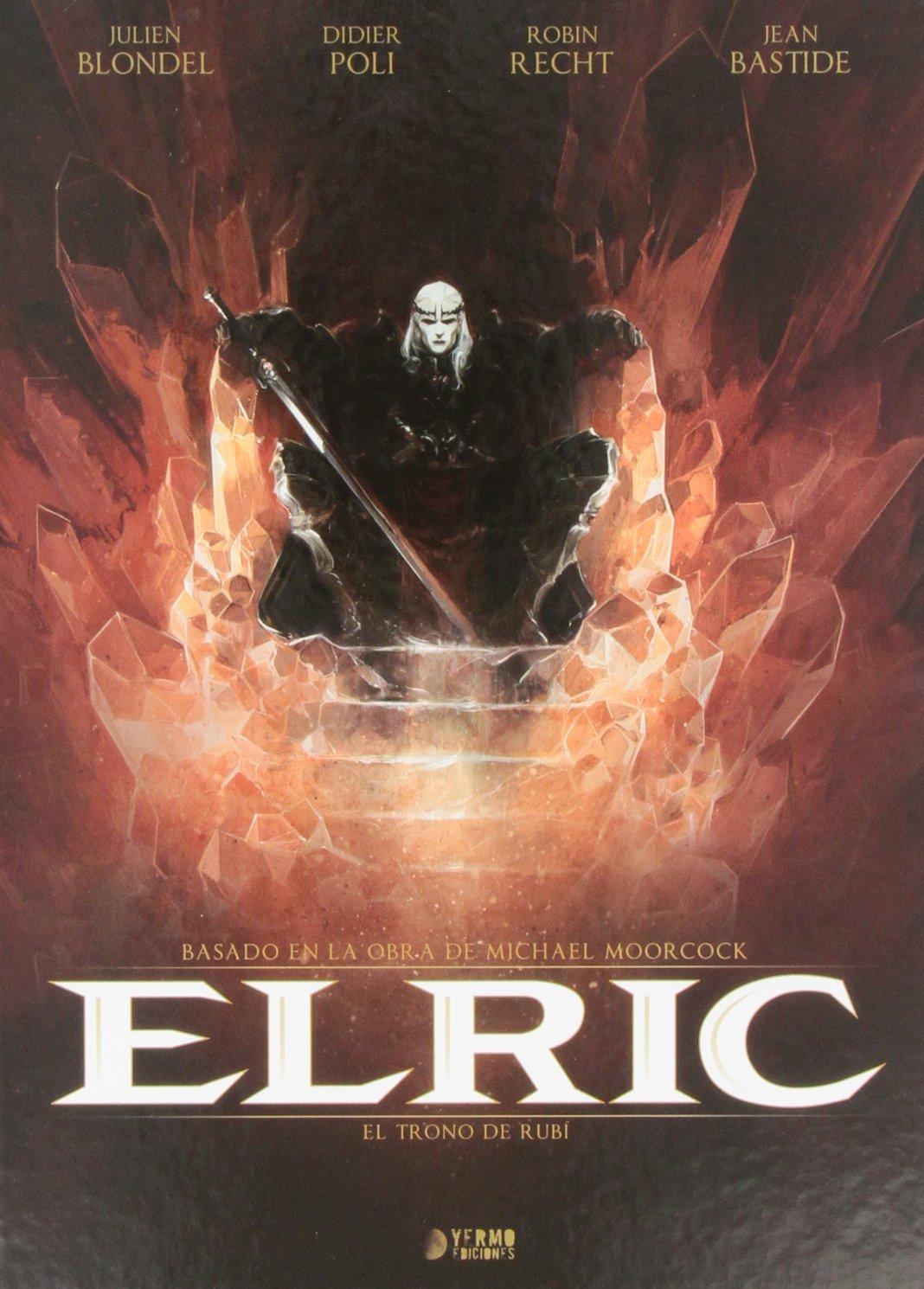 Elric. El Trono De Rubí : Robin Recht: Amazon.es: Libros