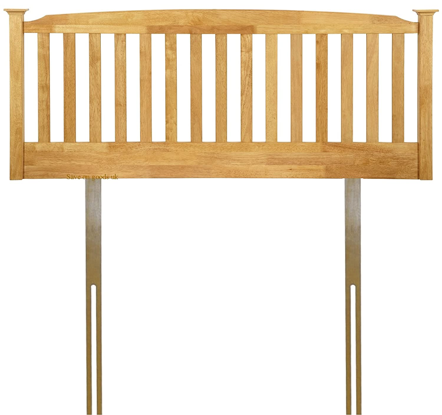 Save on Goods 3ft single,4ft,4ft6 double,5ft king,6ft white,oak headboard bed head end board.Solid wood wooden 3FT SINGLE, WHITE