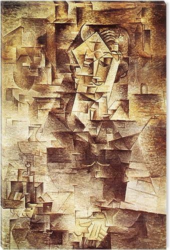 Startonight Canvas Wall Art Picasso Portrait of Daniel Henry Kahnweiler Reproduction