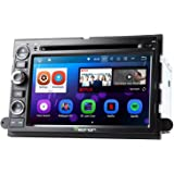 Eonon GA8173 Car Stereo Radio Audio Android 7.1 Quad Core 2GB RAM Car GPS Navigation 7 Inch for Ford F150 2005,2006,2007 and 2008 In Dash Touch Screen with Bluetooth Head Unit