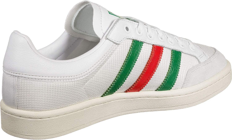 adidas Chaussures AMERICANA LOW ,Blanc/Vert/Rouge 42 EU ...