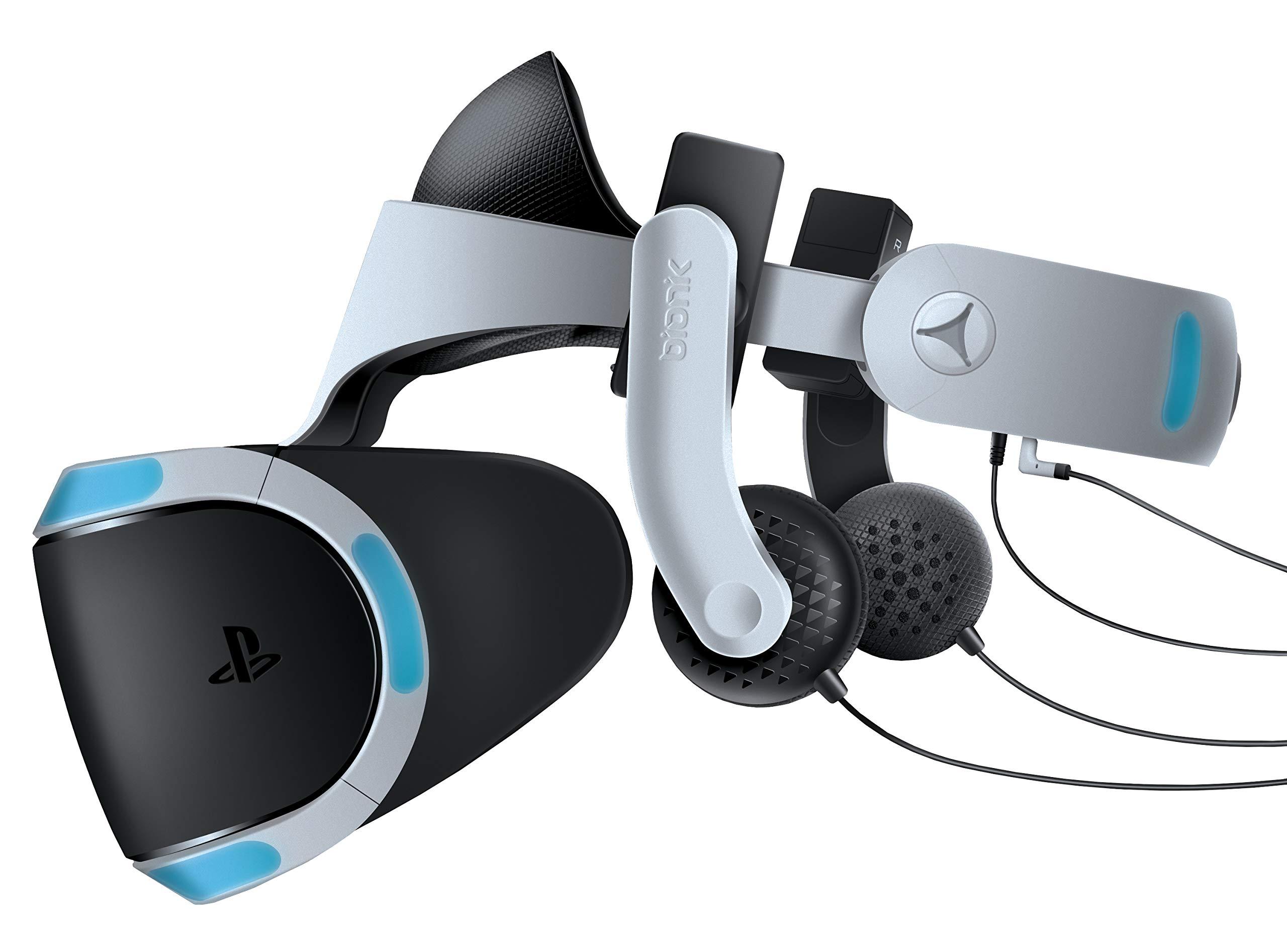 Bionik Mantis VR Headphones - High Fidelity Headset For PSVR (PS4) by Bionik