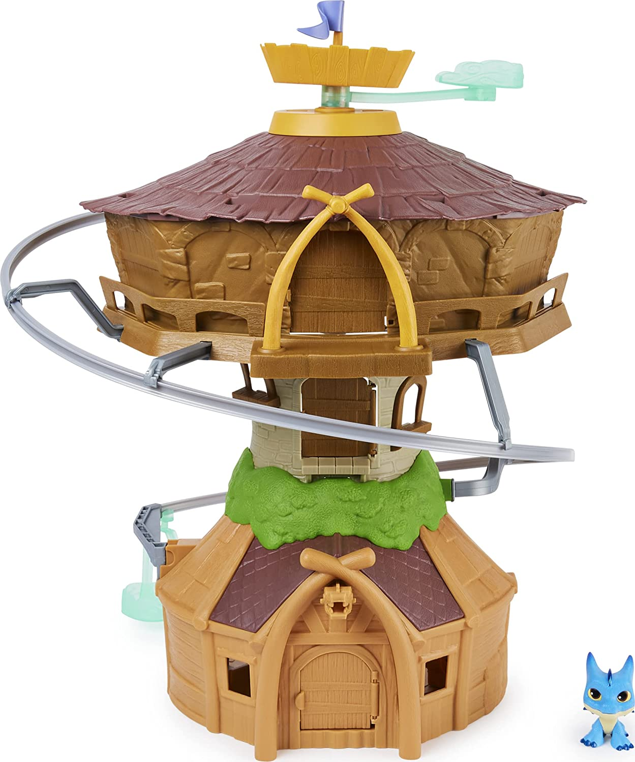 SpinMaster DWD PYS Rescue Riders Mini Playset