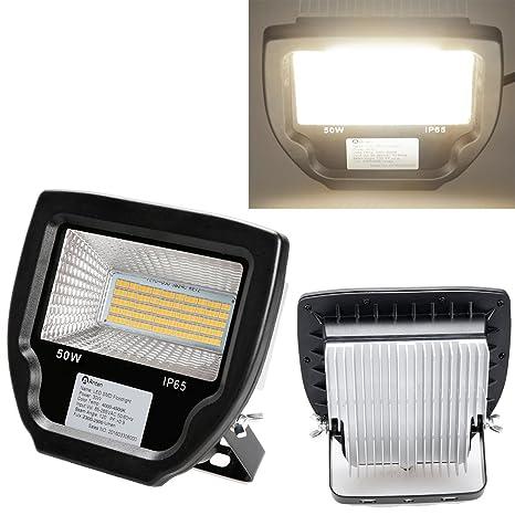 Foco Proyector 50W Luz Día IP65 - Anten® Focos Proyectores ...