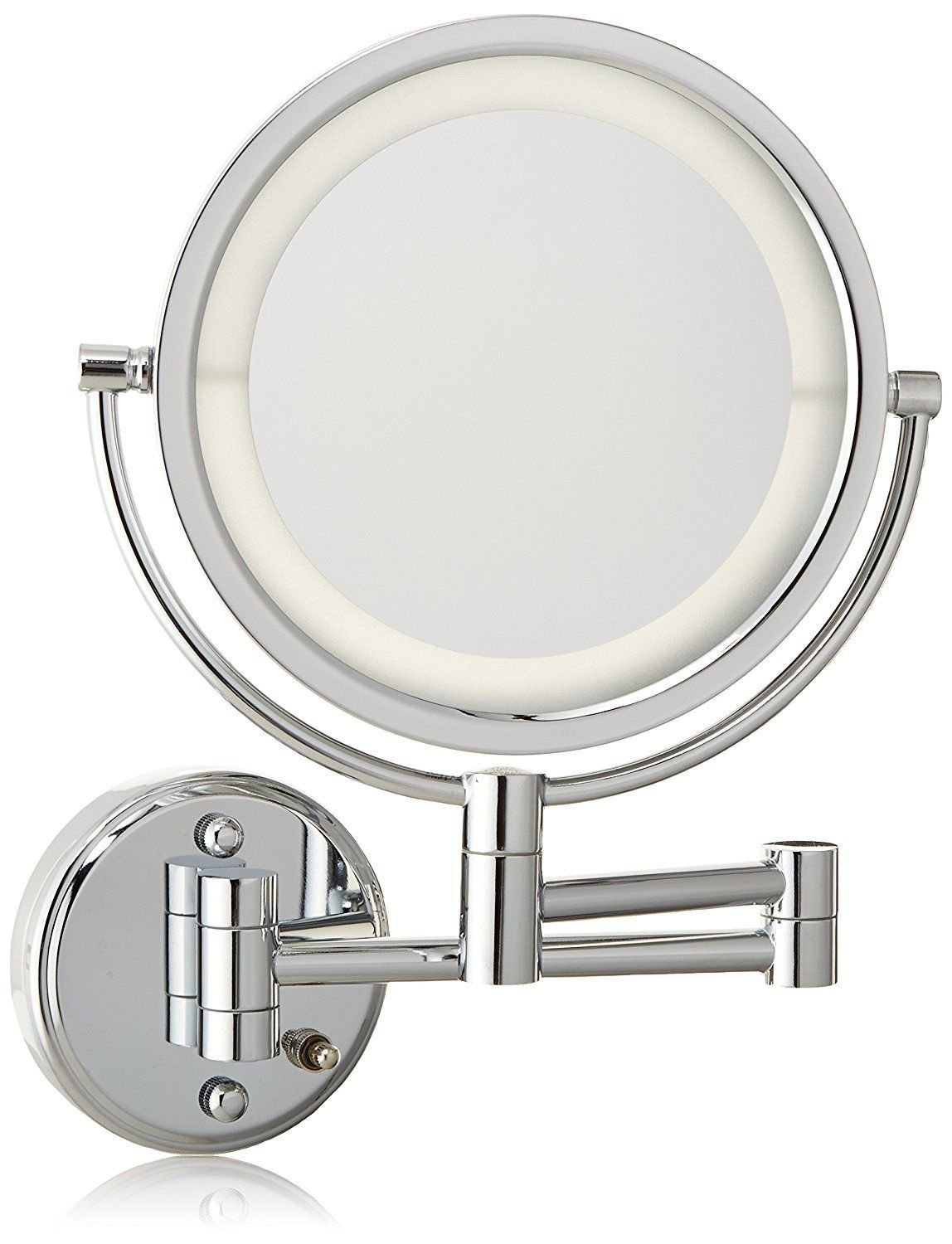 Makeup Mirror,Cosmetic Mirror Makeup 8X Magnification Beauty Girls Women LED Lighted Durable