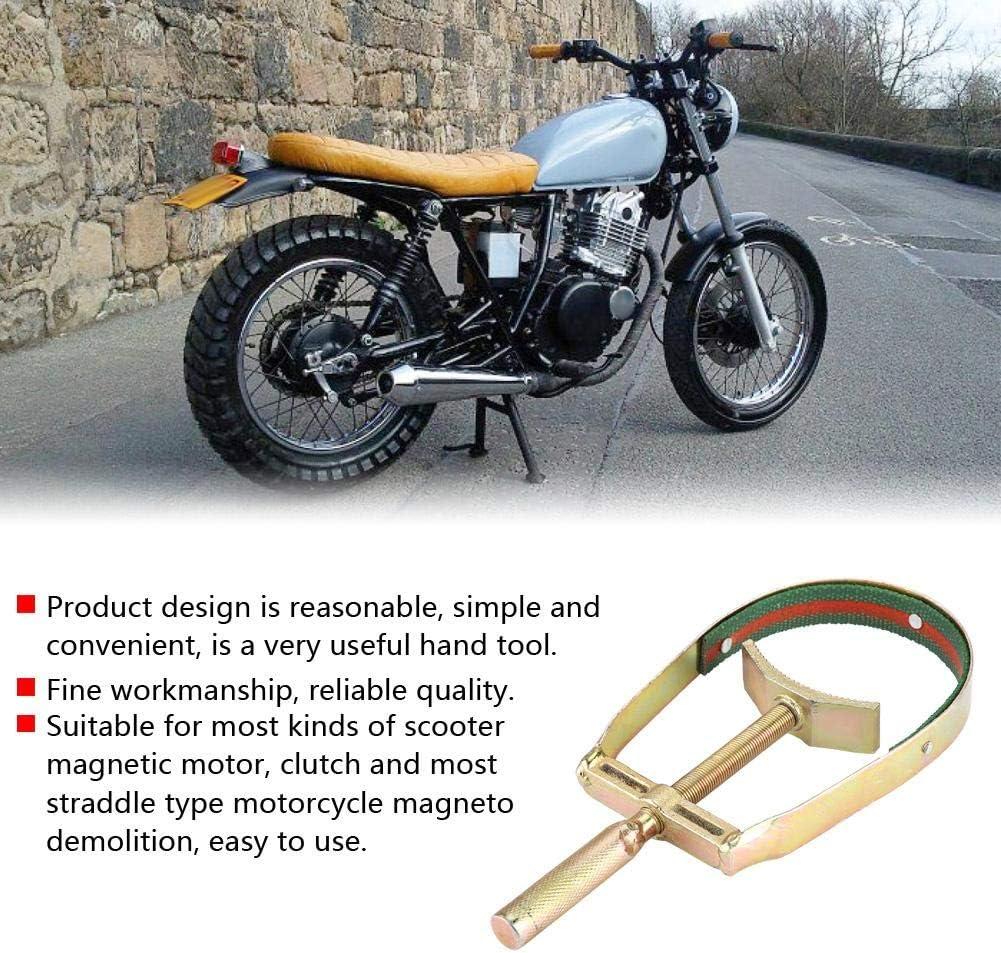 Ebtools Universal Motorrad Freilauf Kettenschlüssel Schraubenschlüssel Kettenrad Entferner Werkzeuge Auto
