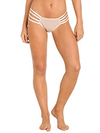 6758ab222f Image Unavailable. Image not available for. Color  Lonely Lulu Strap Brief  Shell