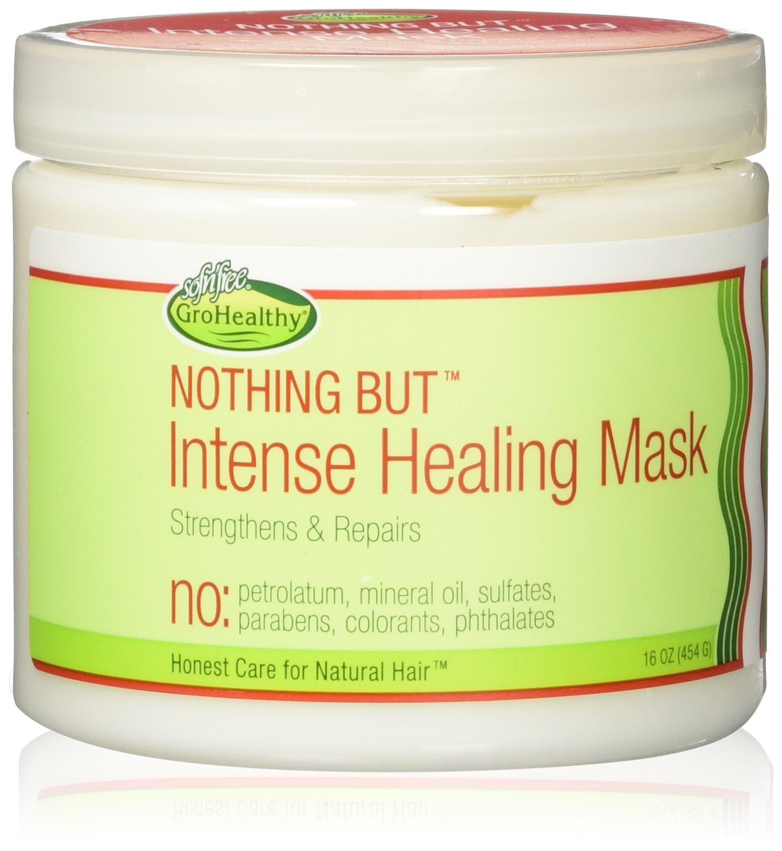 Nothing but Intense Healing Mask Hair Care, 16 Ounce