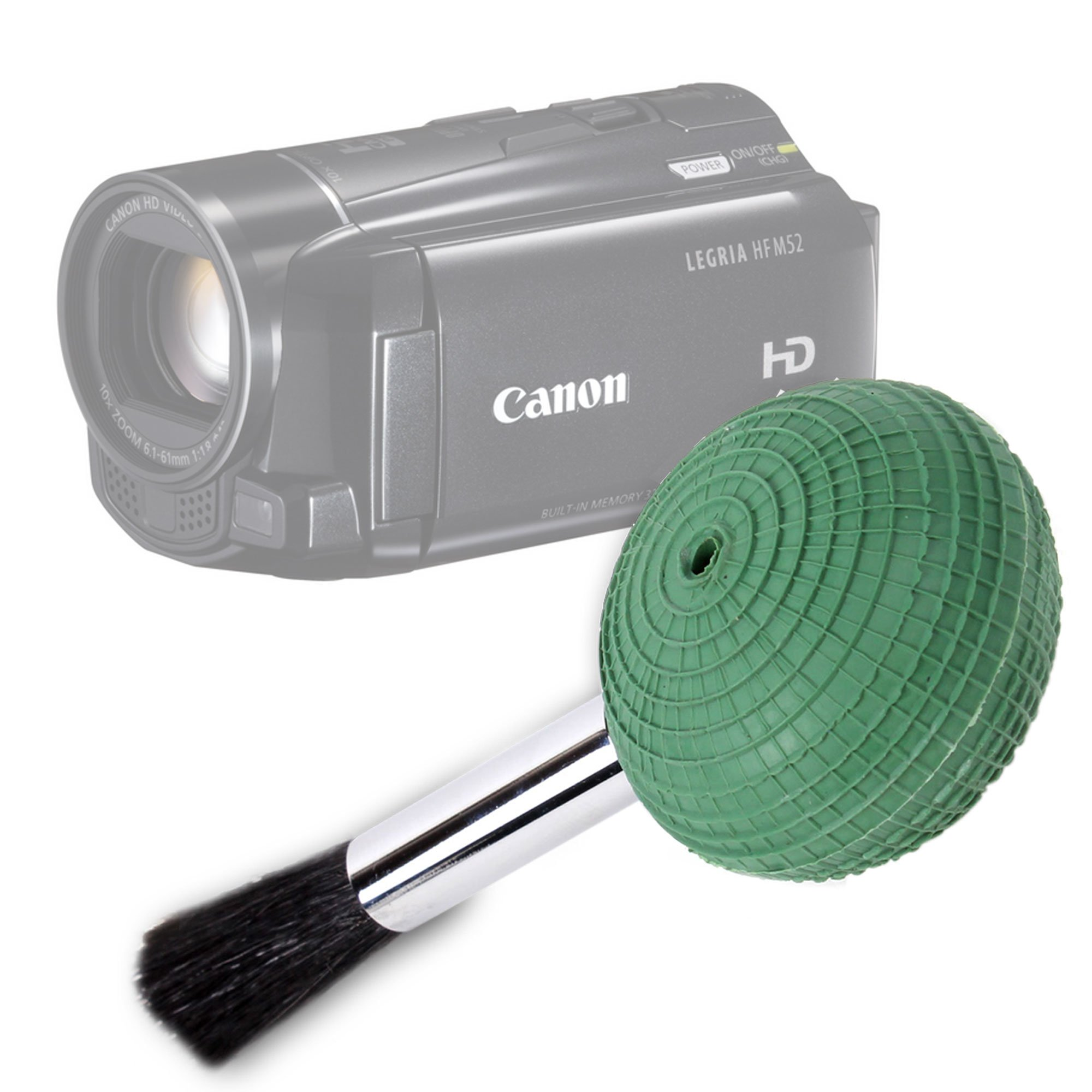 DURAGADGET Camera Lens Blower Brush Cleaning Pen for Canon LEGRIA HF M52