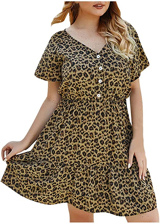 PLUS SIZE SLEEVELESS SOLID PRINT SCOOP NECK LOOSE FIT PULLOVER MAXI DRESS
