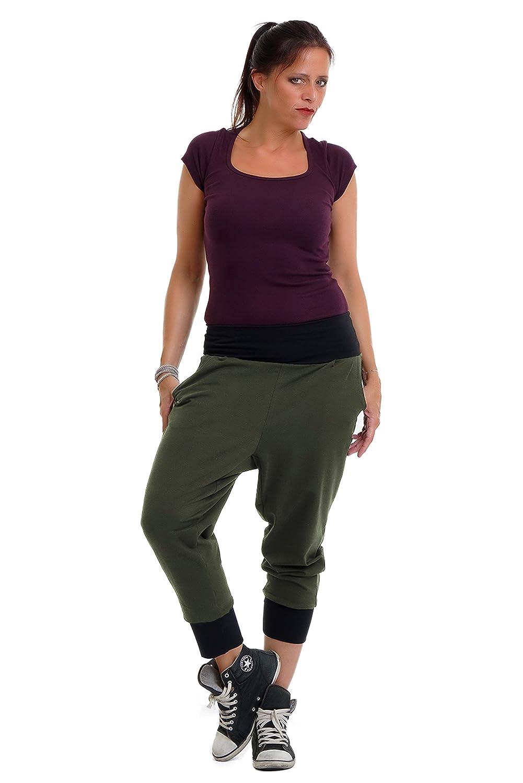 3Elfen Coole Yoga Hose mit Baggy Style
