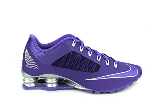 f3b5fe19d6d Nike Women s Shox Superfly R4 Running Shoes Purple Silver Color Size 8   Amazon.ca  Shoes   Handbags