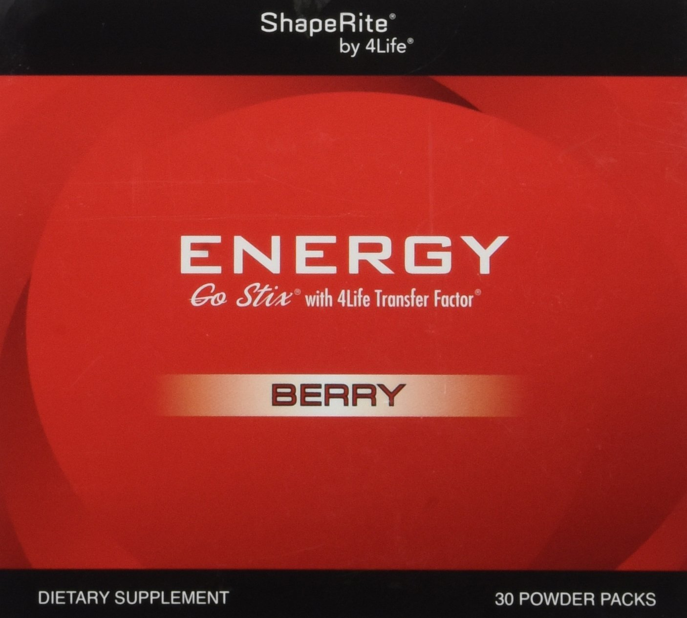 Energy go Stix Berry by 4Life - 30 packets