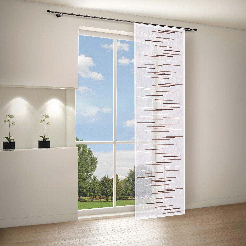 Ehrfürchtig Gardinen Wohnzimmer Braun Design