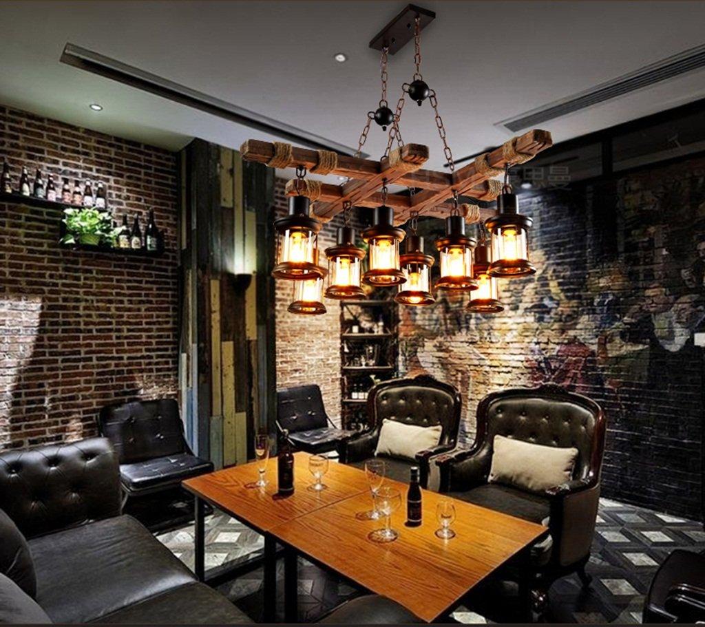 Insel Kronleuchter Boat Chandelier Café Bar Lampe Vintage ...