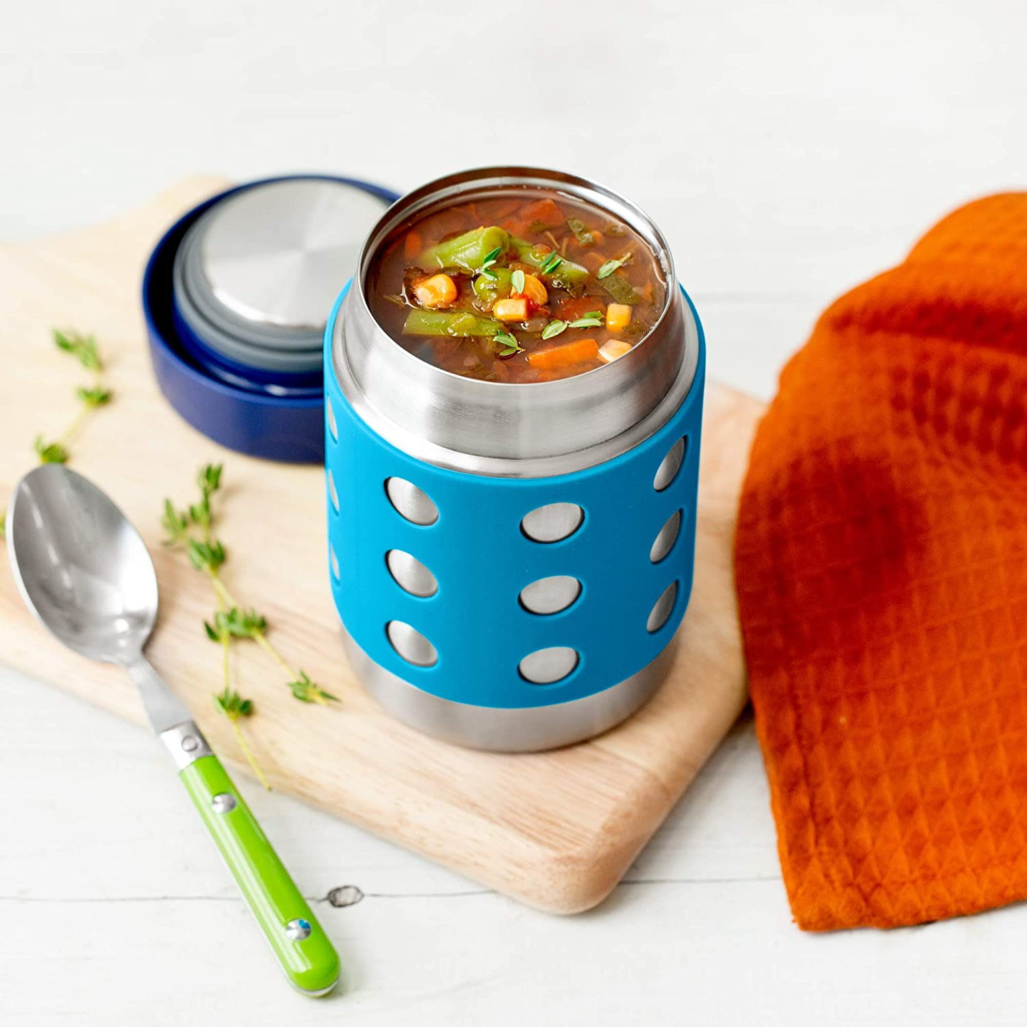Triple Insulated Food Container