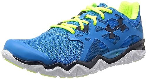 9c5421f0139 Under Armour UA Micro G Monza NM-ELB HVY ADY 1249942-429 - Zapatos para  Correr para Hombre