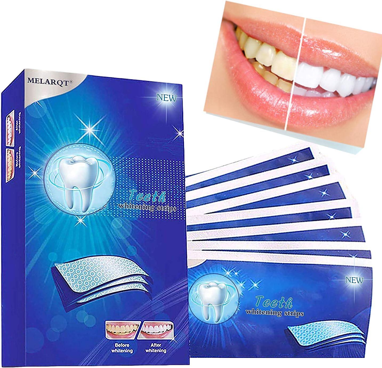 Platz 4 – MELARQT White Stripes zur Zahnaufhellung