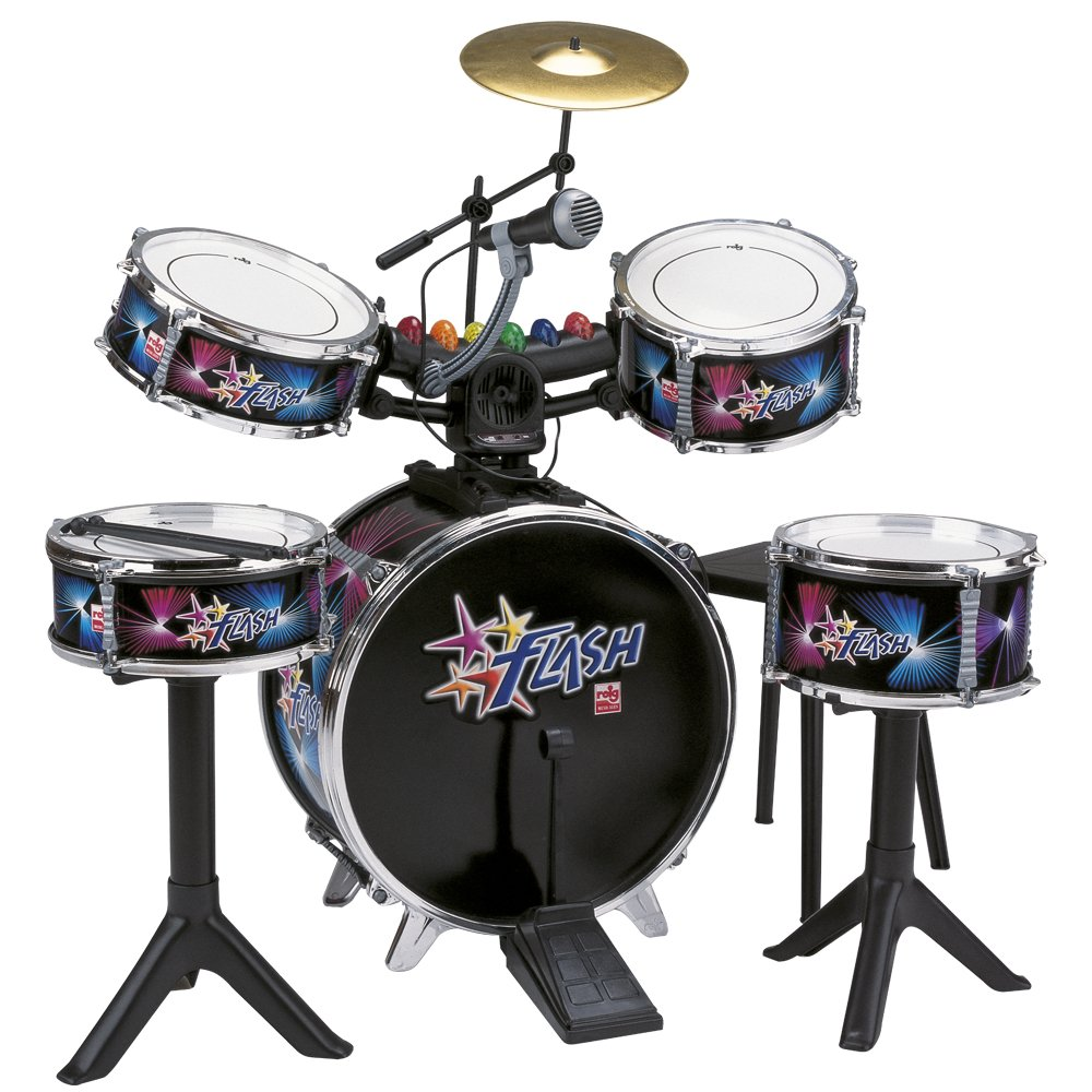 Reig Flash Electronic Drum Set by Reig