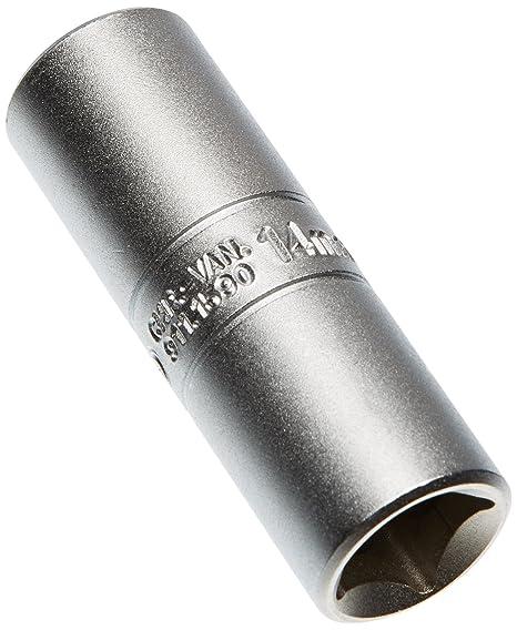 """KS Tools 911.1590 - Llave de vaso para bujía (1/2"""", ..."""